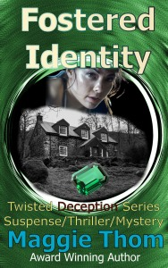 cover of Fostered Identity by Maggie Thom