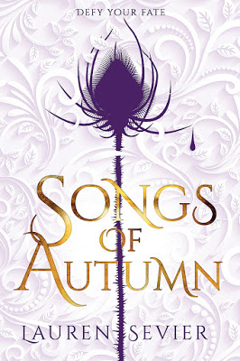 book cover of Songs of Autumn by Lauren Sevier