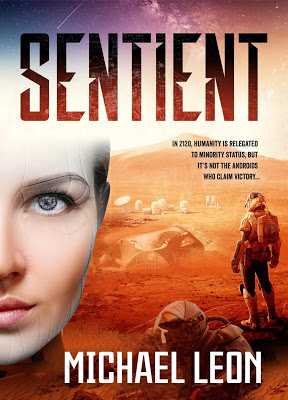 cover of Sentient by Michael Leon