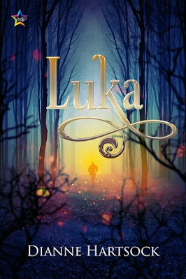 cover of Luka by Dianne Hartsock