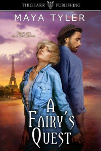 cover of A Fairy's Quest by Maya Tyler
