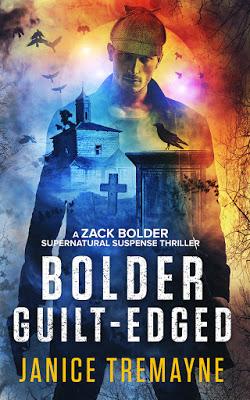 cover of Bolder Guilt-Edged by Janice Tremayne