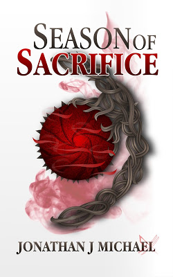 cover of Season of Sacrifice by Jonathan J Michael