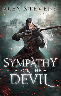 cover image of Sympathy for the Devil by Alex Stevens