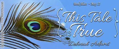 Goddess Fish tour banner for This Tale is True