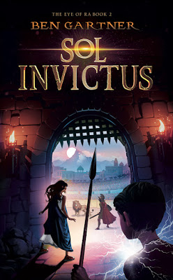cover of Sol Invictus by Ben Gartner