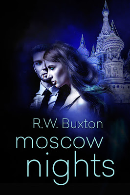 cover of Moscow Nights by R.W. Buxton