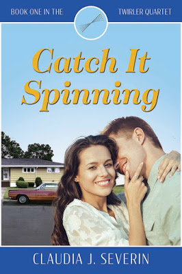 cover of Catch it Spinning by Claudia J. Severin