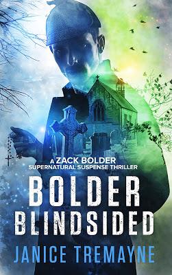 cover of Bolder Blindsided by Janice Tremayne