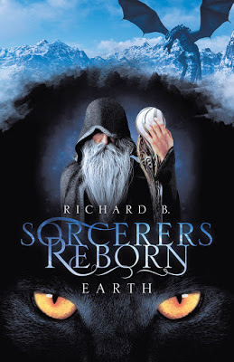 cover of Sorcers Reborn Earth by Richard B