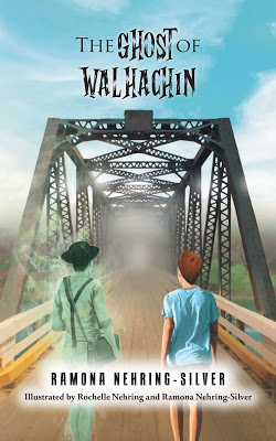cover of The Ghost of Walhachin by Ramona Nehring-Silver