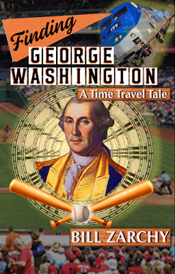 cover of Finding George Washington by Bill Zarchy